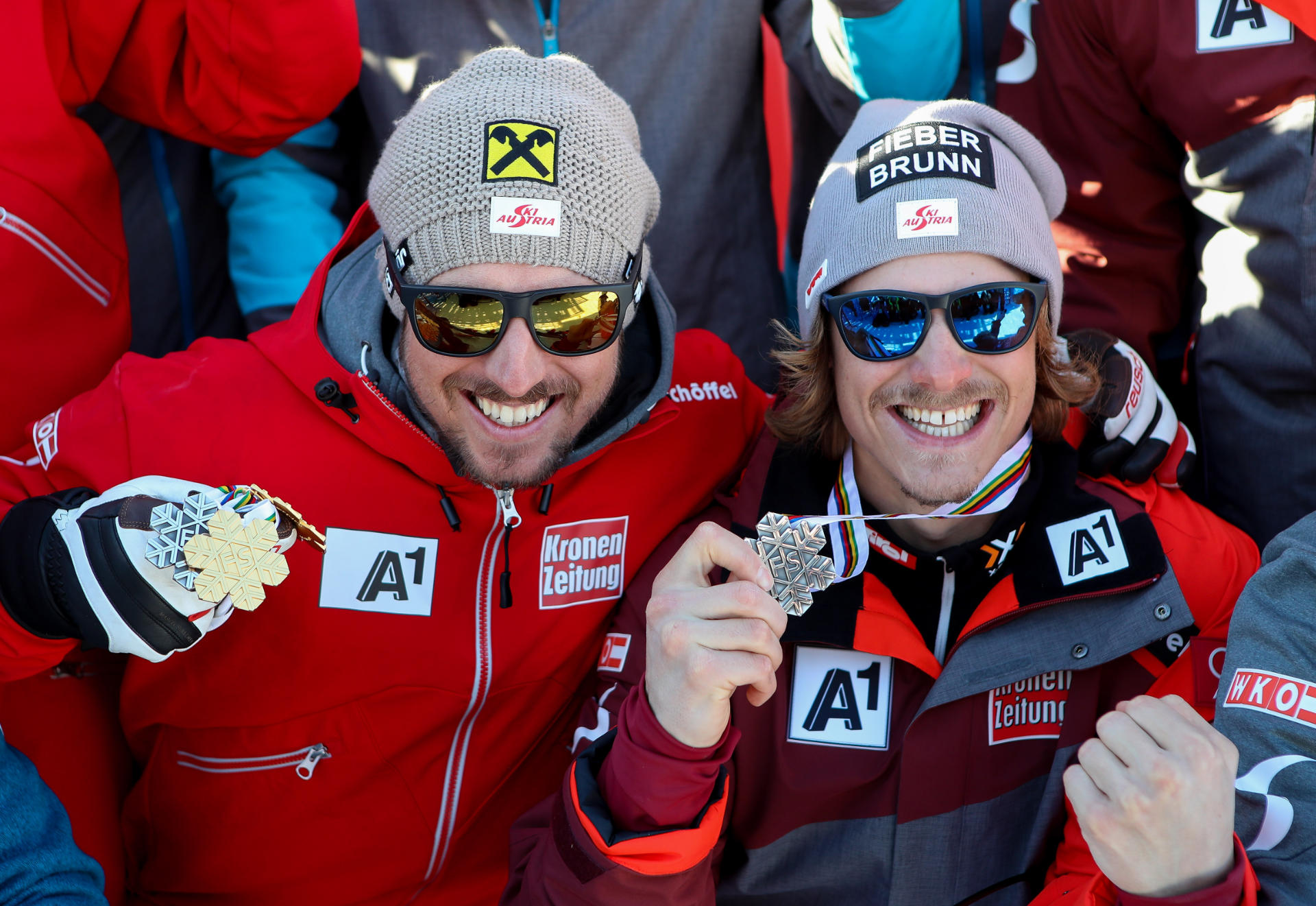 Manuel Feller Slalom Riesenslalom Fieberbrunn
